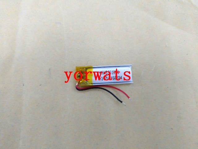 New Hot A Rechargeable Li-ion Cell New 3.7V lithium polymer battery 301030 031030 micro camera Bluetooth headset