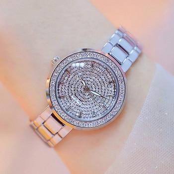2019 Hot Sale Women Watches Luxury Quartz Lady Watch High Quality Rhinestone Female Wristwatch Casual Clock Relogio Feminino