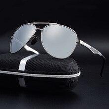 5104544a821 Polarizada Óculos De Sol Dos Homens de alumínio aviação Sun Glases oculos  aviador de sol masculino zonnebril mannen luneta soleil homme em Óculos de  sol de ...