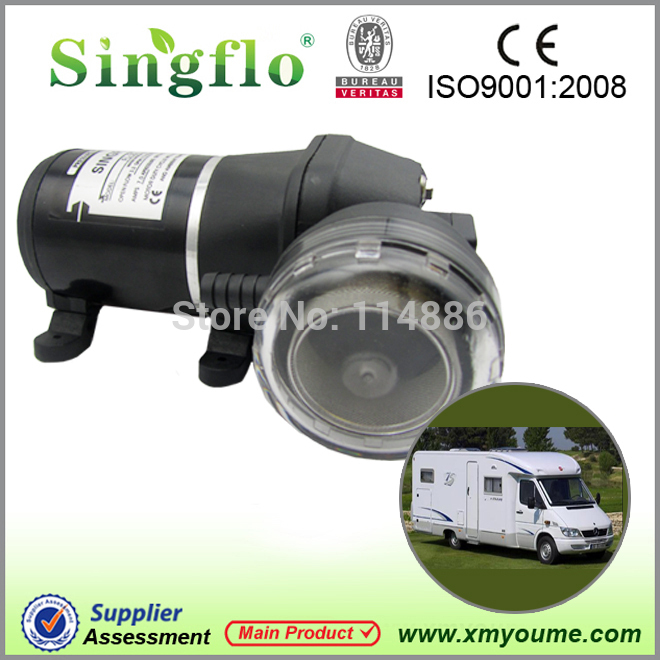 FL-44 24v 17LPM  40psi Marine RV Water Pump