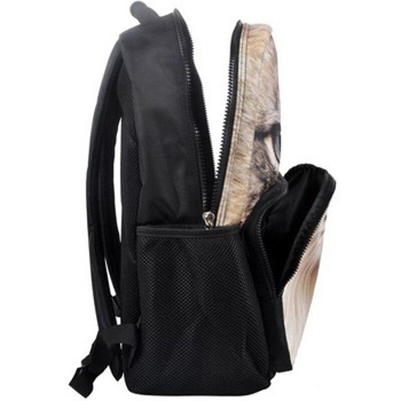 Купить с кэшбэком Personality Dinosaur Print Backpack For Boy Fashion Men Cool Casual Mochilas Students Laptop Large Bagpack Bags Mochila Escolar