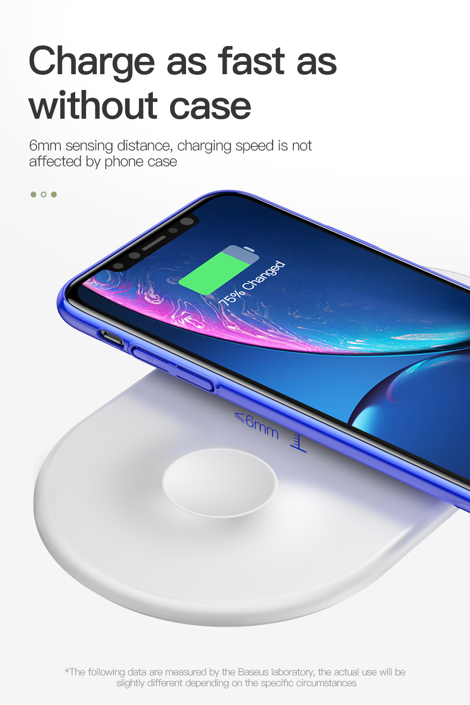 Baseus 2 In 1 Wireless Charger For Iphone X Xs Max Xr Apple Watch 4 Home Key Protector Fingerprint Recognition Ipad Ios 0 12