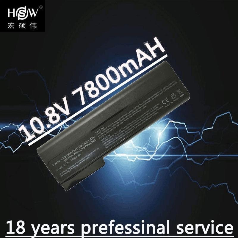 A HSW 9 celular Baterias de Laptop para HP EliteBook 8460 p 8460 w 8560 p 628369-421 HSTNN-F08C HSTNN-OB2G 630919 -421 HSTNN-F11C HSTNN-OB2H