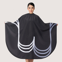 High Grade Salon Hairdressing Hair Cape Simple&Elegant Design Large Size Hairdresser Cloth Apron Wrap Cover Styling Tools UN804