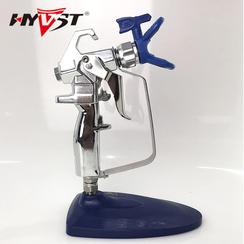High Pressure airless paint sprayer gun Contractor  2-finger with r517 tips airless paint spray gun No spraying Machine