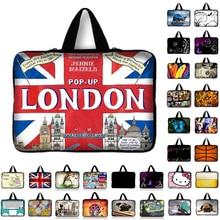 7 10 12 13 14 15 15.6 17.3 london UK Flag Notebook Bag Smart