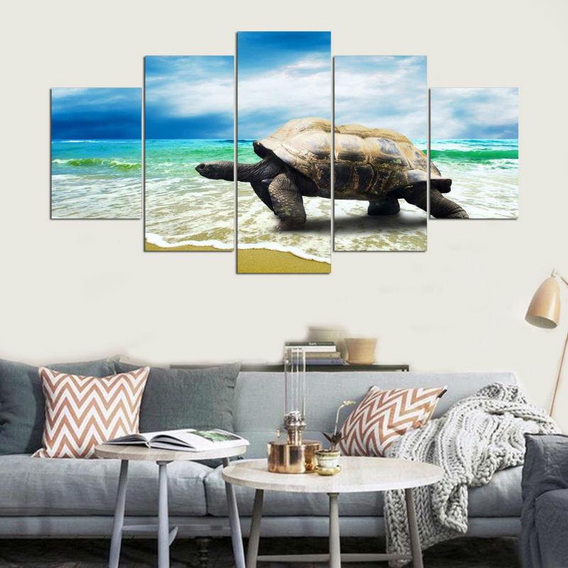 Tolle Strand Gerahmte Bilder Zeitgenössisch - Rahmen Ideen ...