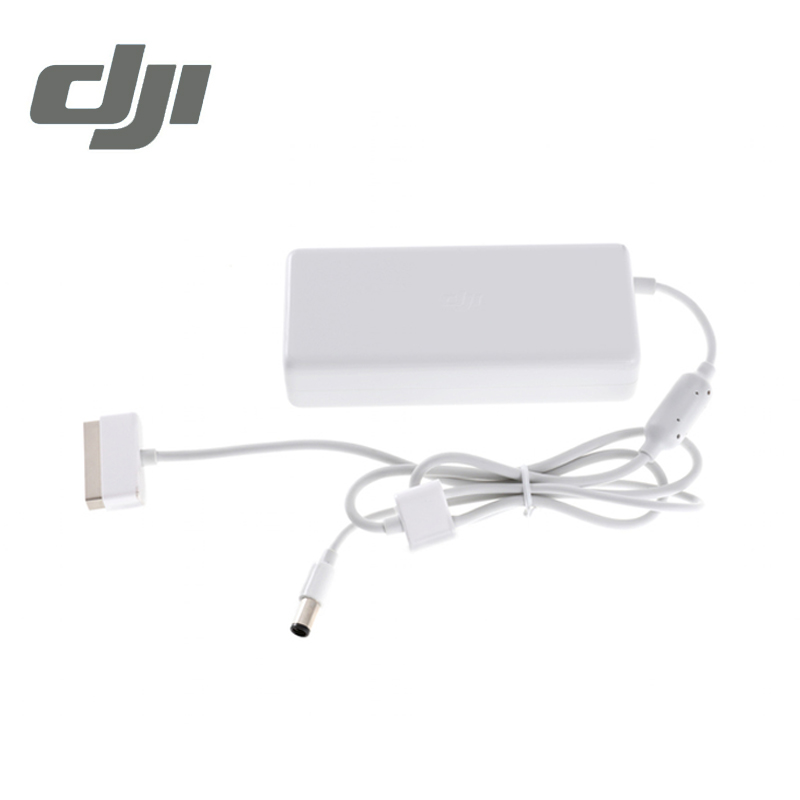 DJI Phantom 4 Battery Charger 100W AC Power Adaptor (Without AC Cable) for Phontom4 Series Charging Hub Adapter Original Parts  mc4 male female f m set in line fuse cable connector 3 10a use for solar panel
