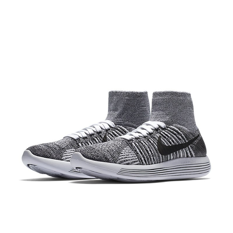 sports shoes 2a64e f938a NIKE LUNAREPIC FLYKNIT Women Hightop Stockings Running ...