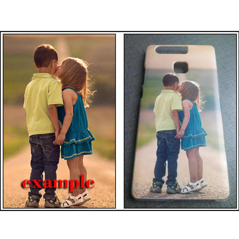 Casos de Silicone macio Caso de telefone Design Personalizado imagem Para S-K Robby Da Foto Da flor DIY Personalizado Capa Para Wiko Wiko Coque