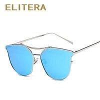 ELITERA 2016 New Fashion Summer Sun Glasses Brand Designer Sunglass Gafas De Sol Cat Eye Sunglasses