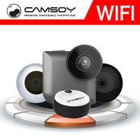 New Designs Hot Mini Camera Full HD 1080P 720P Dvr Video Format With WIFI IP Wireless