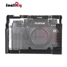 Gaiola para Fujifilm Câmera X-T2 SmallRig Formulário-encaixe Destacável-1881