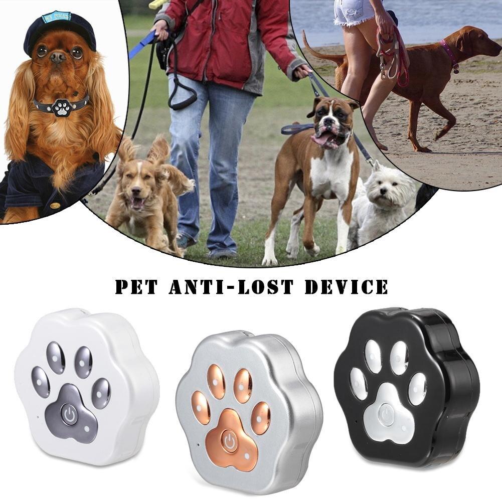 Dispositif Anti-perte intelligent de traqueur d'animal familier de GPS imperméable pour la livraison directe de moutons de bétail de chien de chat 8.28