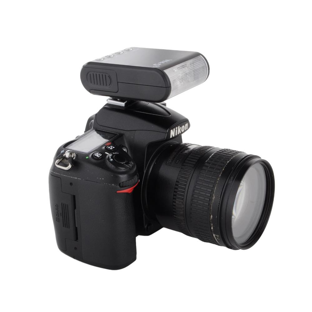 Prix pour Mini Caméra Esclave Flash Speedlite pour Canon Nikon Pentax Olympus Sony A7 A7R A7S NEX6 NEX600 HX50 A99
