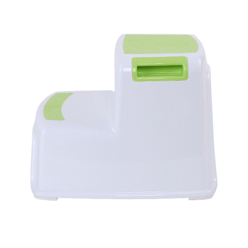 2 Step Stool Toddler Kids Stool Toilet Potty Training Slip Resistant For Bathroom Kitchen LAD-sale