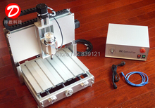 D2 Mini CNC engraving machine 400W USB interface PCB DIY 2030 CNC small engraving machine