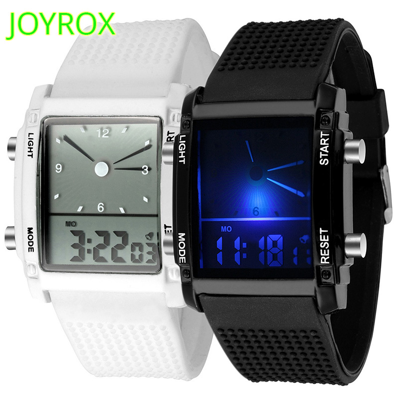 Multifunction LED Sports Digital Men Watches Military Electronic Clock Men Watch Fashion Couple Watch Erkek Reloj Relogio Montre