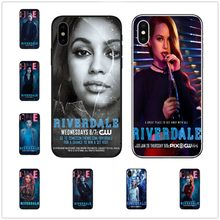 TV Jughead Jones Woz phone cases for apple iPhone 6 6S 7 8 Plus 5 5S SE X XR XS MAX josie Cheryl fashion cover(China)