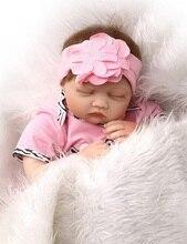 Baby levande lol docka silikon baby återfödd brinquedo boneca återfödd Xmas födelsedag Gåva till älskare barn släkting vän SEOYO