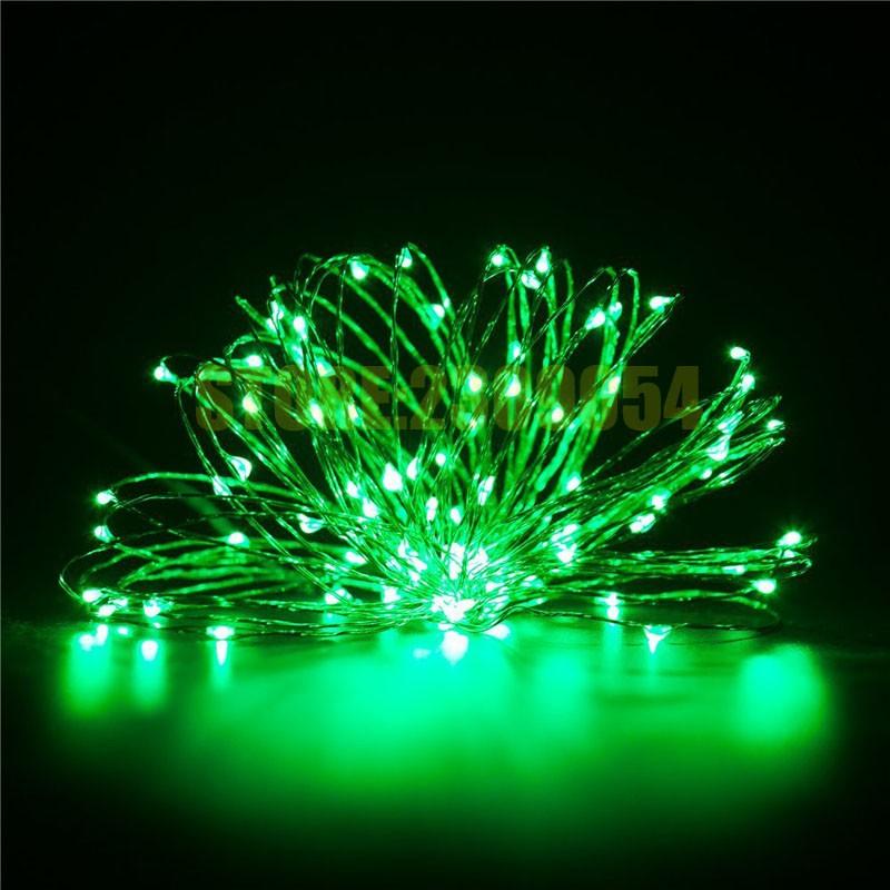 50m valguskett 500 LED pirniga välivalgustuseks