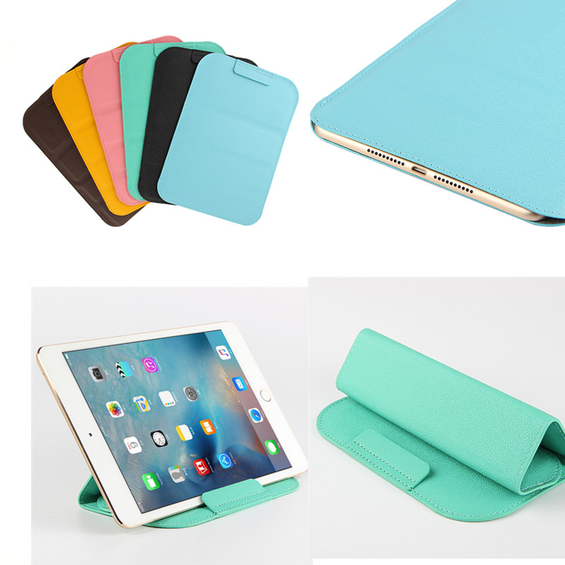 Stand Sleeve Case For ZTE Trek 2 HD LTE K88 Protective Bags Cover PU Leather Tablet PC For Zte trek 2 hd k88 8 inch Pouch Cover
