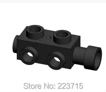 * Двигатель 1X2X2/3*20pcsDIY Просветленный Блок Кирпича часть No.4595 совместим с другими сборками частиц