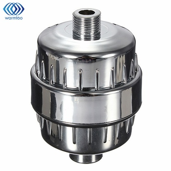 In-Line Shower Filter Softener Chlorine Removal Water Purifier Water Strainer For Home Bathroom Kitchen For Health