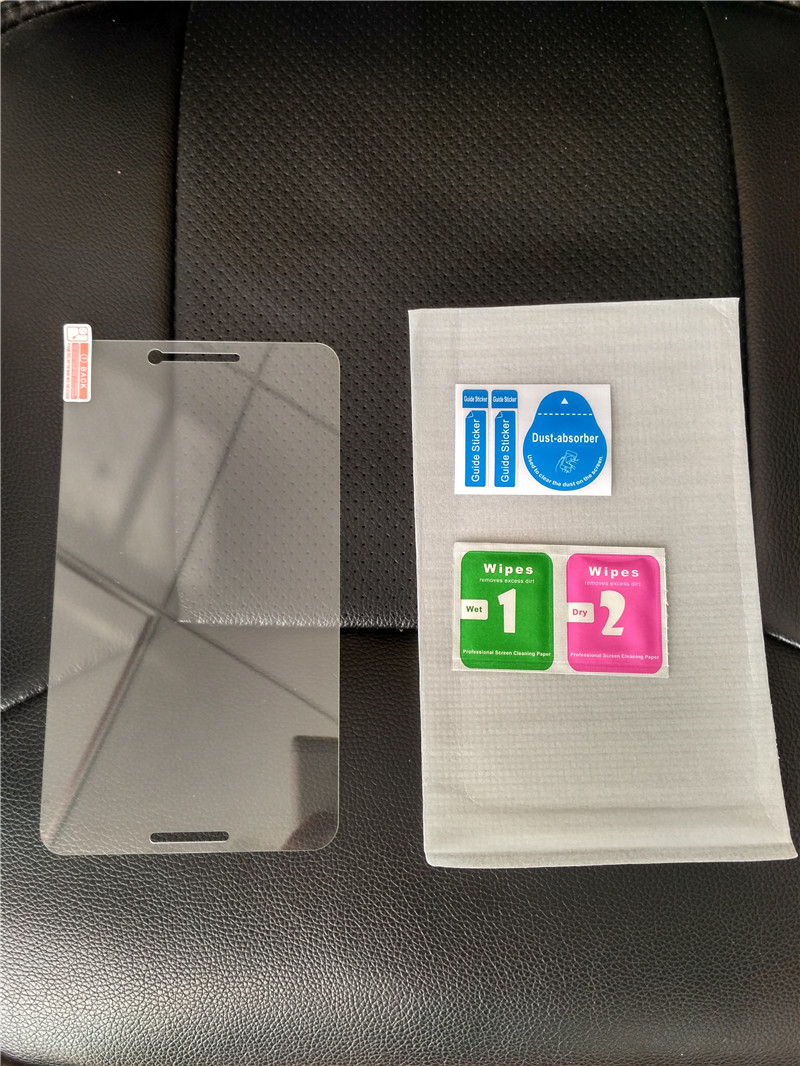 Tempered Glass Screen Protector Film for Asus FonePad 7 FE375CG FE375CXG FE7530CXG FE375 K019 7 + Alcohol Cloth + Dust Stickers hot sale touch screen for asus fonepad 7 fe375 fe375cg fe375cxg me375 glass digitizer panel replacement black