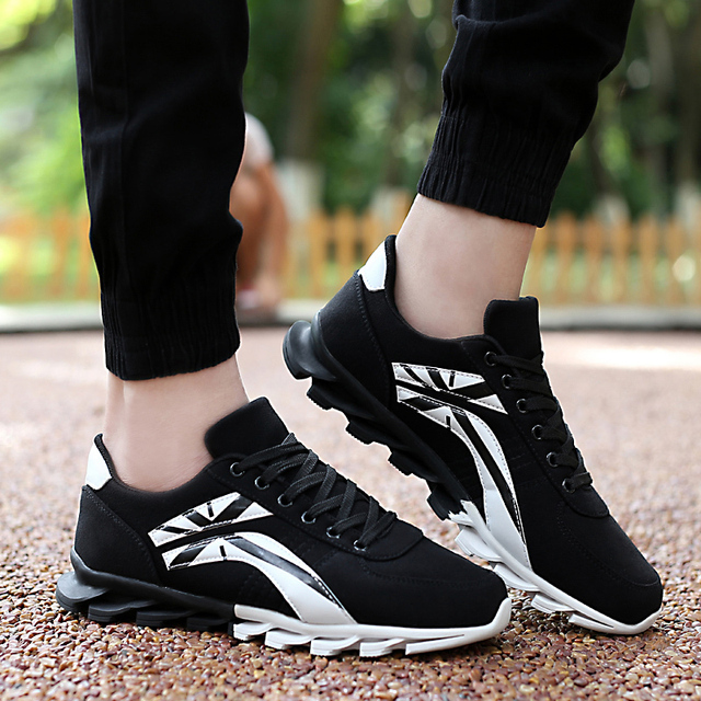 New style men casual shoes Spring autumn lace up men shoes Fashion breathable suede