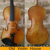Powerful sound,Handmade, J.B Collion Mezin Copy French violin with lable ,Free violin case,bow and rosin,Antique varnish,No.2762