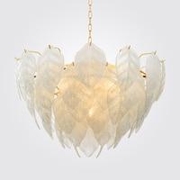 Nordic Pendant Lights Metal Glass Hanglamps LED Art Pendant Lamps Kitchen Fixtures home lighting deco suspension lamps