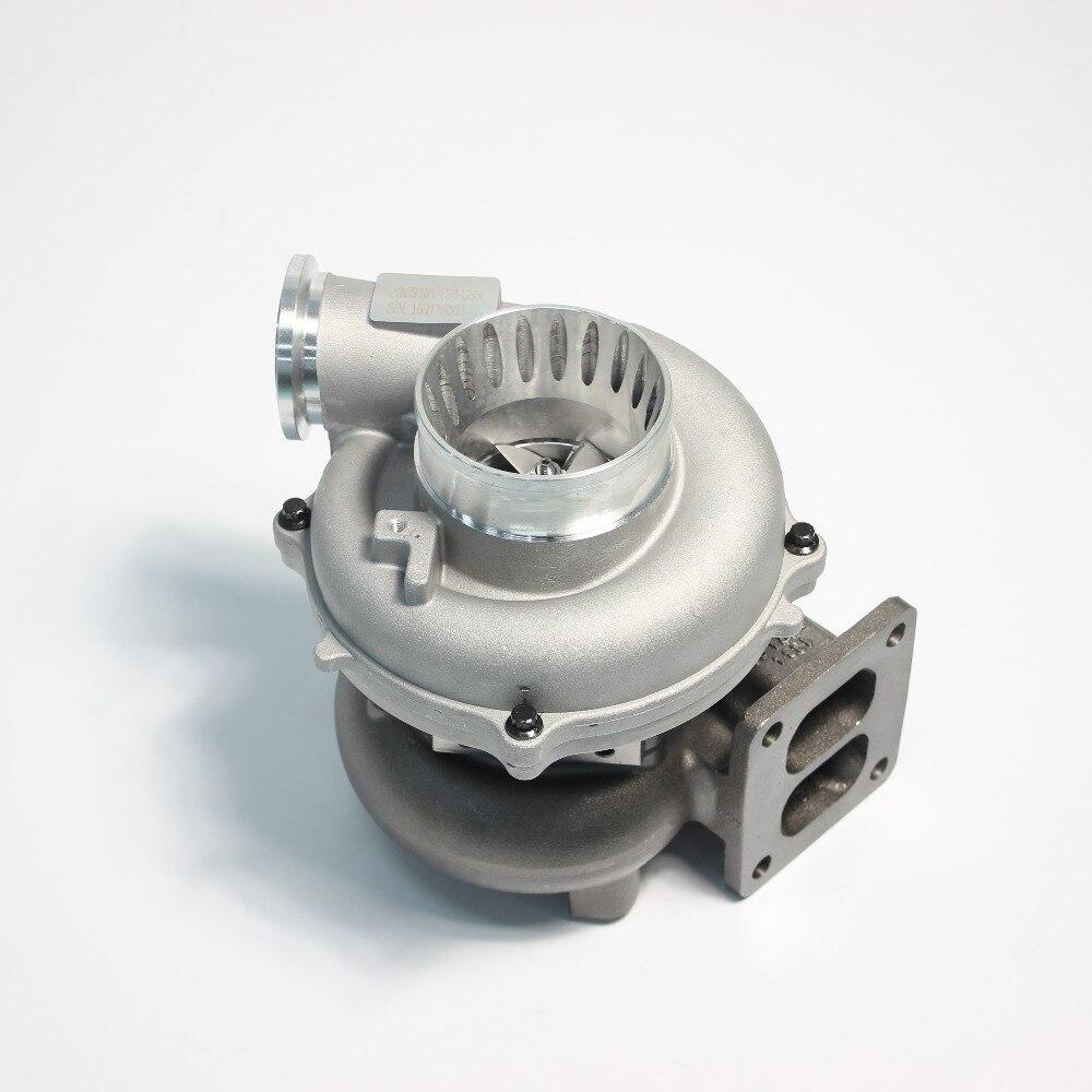 Otomobiller ve Motosikletler'ten Turboşarj'de Xinyuchen Turbo 94 ~ 97 Powerstroke 7.3L Dizel Yükseltilmiş TP38 Turbo Turbo 3.5 ''Emme title=
