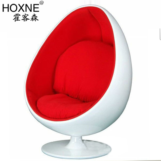Delicieux Huo Passenger Sen Oval Ball Chair Lounge Chair Fiberglass Chair Egg Chair  Egg Chair Bubble Chair