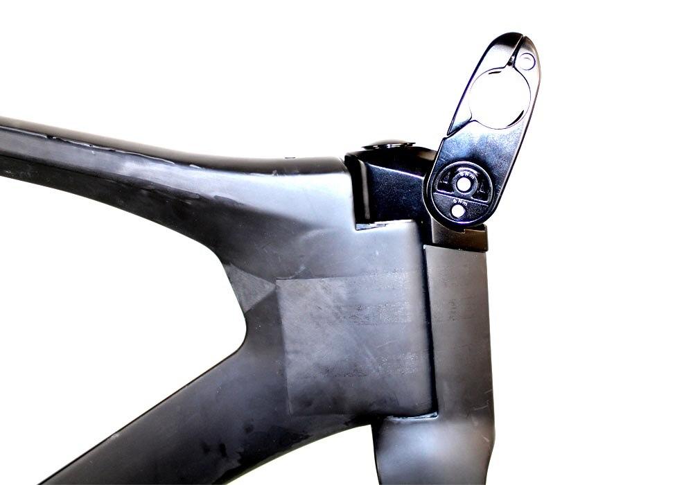 Свет углерода новая модель TT Рамки с Куда Подседельный тормоза ВРЕМЯ TRAIL велосипед Рамки для продажи