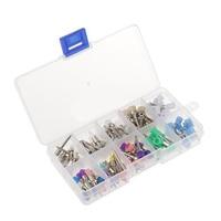 Novo 100 pcs Dental Prophy Brushes Kit Copos de Cor Mista de Nylon Trava Plano Polimento Profilaxia Dental Dentista Escova Caixa de Copos conjunto