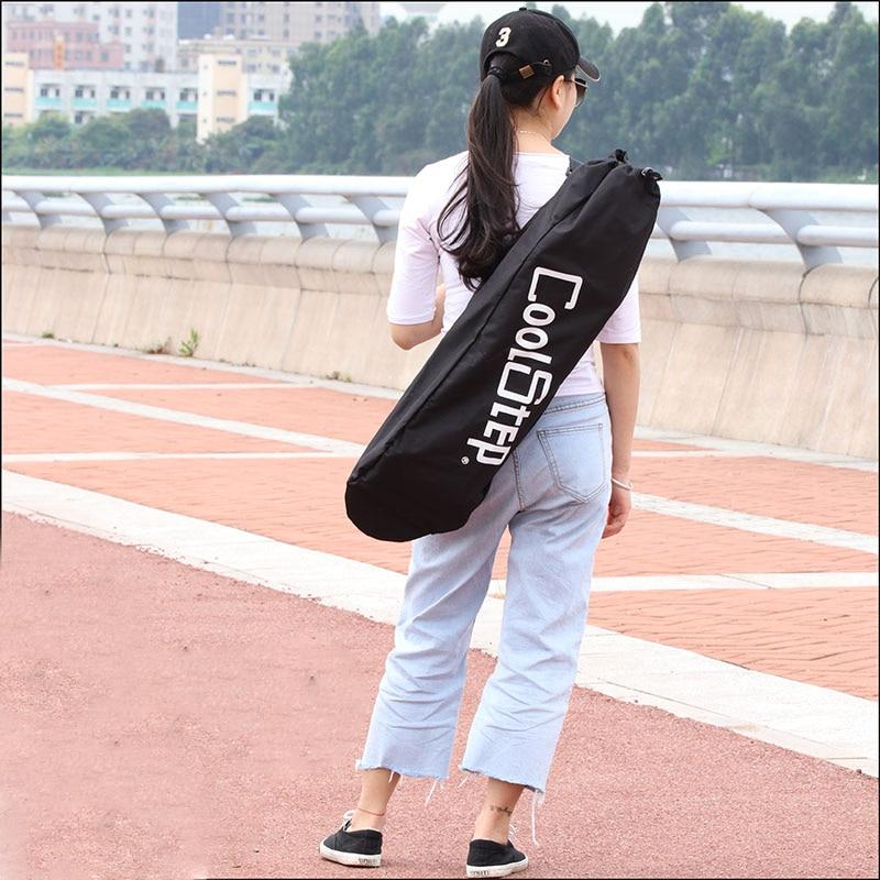 Prix pour Livraison gratuite longue planche sac sac de planche à roulettes 3-taille 500 D toile