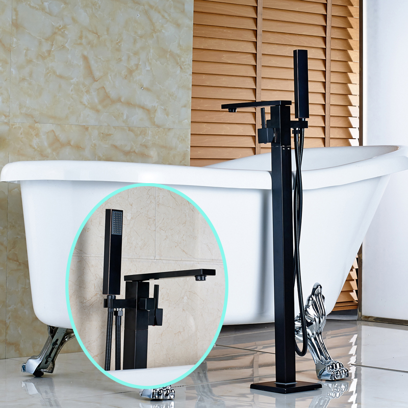 Good Price Best Quality Single Handle W/ ABS Hand Shower Bathroom Shower Faucet