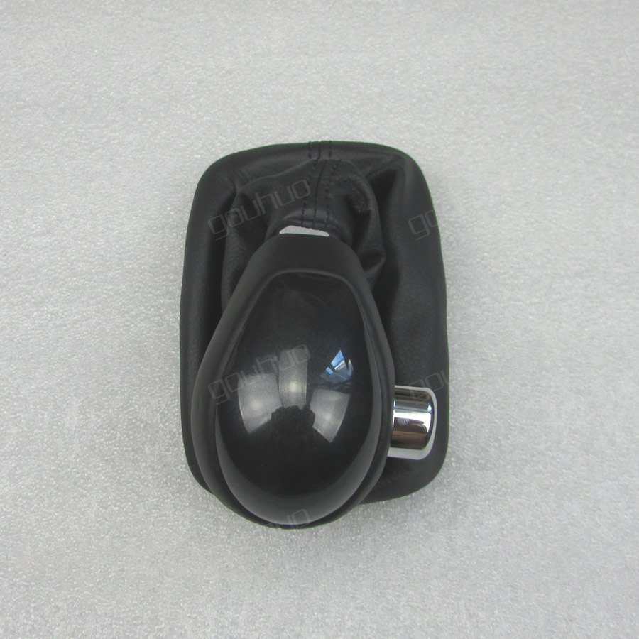 for KIA Forte 09-16 shift lever knob gear stick shift knob gear shift stick shifter knob Dust-proof cover ручка переключения передач для авто gear stick shift shifter