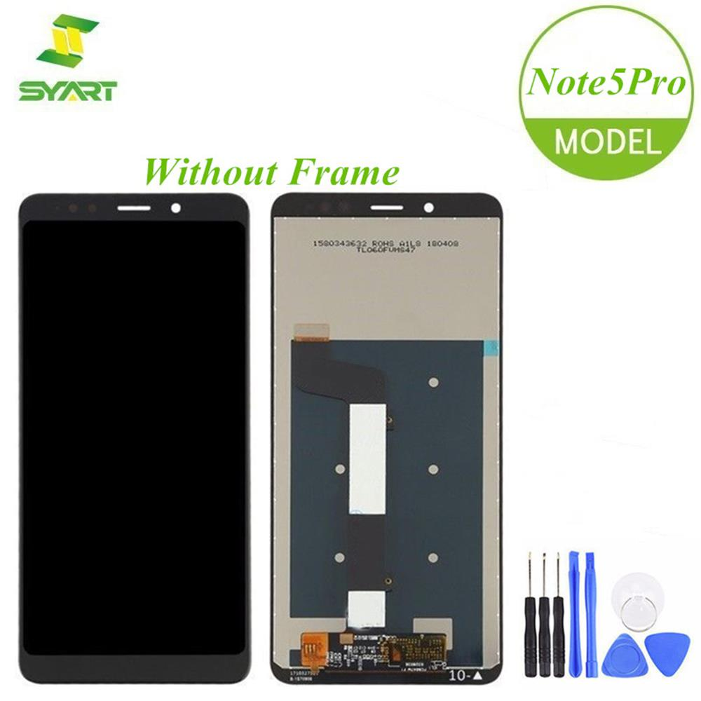 For Xiaomi <font><b>Redmi</b></font> <font><b>Note</b></font> <font><b>5</b></font> <font><b>Pro</b></font> <font><b>LCD</b></font> Display Touch Screen Digitizer Assembly Replacement For <font><b>Redmi</b></font> <font><b>Note</b></font> <font><b>5</b></font> Note5 <font><b>5</b></font>.99