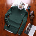 2016 new add more wool sweater brand sweater Eden park high quality thermal men sweater SIZE: M - 4 xl