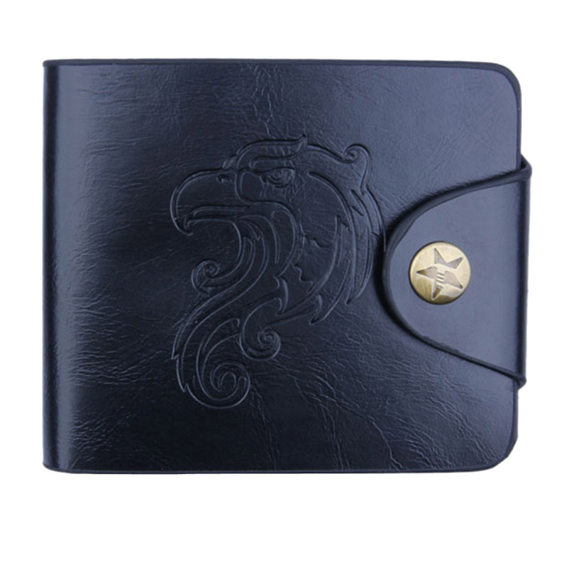 Men's Purses Men Bifold Business Leather Wallet ID Credit Card Holder Purse Pockets High Quality Drop Shopping Male Wallets A9 ultrafire bd0056 led 100lm 3 mode white zooming flashlight black golden 1 x 18650