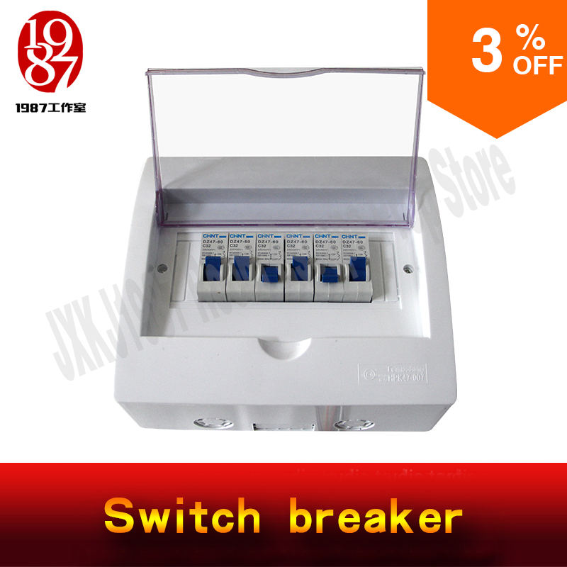 escape room game prop switch breaker jxkj1987 turn the switch to right position to unlock and