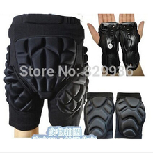 5 Pcs/Set Outdoor Sports Protective Skiing Hip Pad Knee Pads Wrist Support Palm Skiing Skating Snowboard Impact Protection