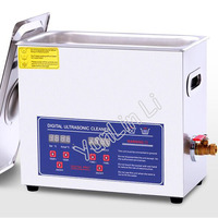 6.5L Digital Ultrasonic Cleaner 110V/220V 180W New Design Watches Cleaning Machine 40000Hz Jewelry Washer PS 30A