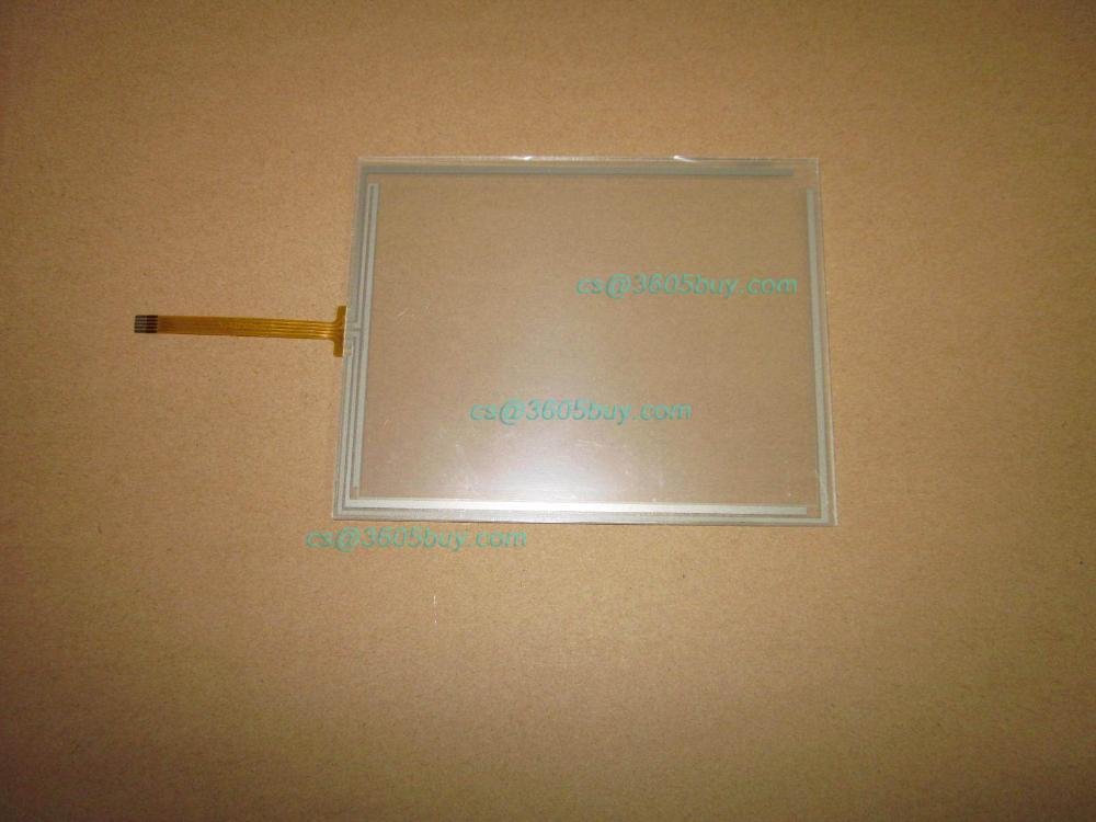Touch screen glass new PV057-TST2D-F0 dhl ems 2 sets new keyence touch screen glass vt2 5sb