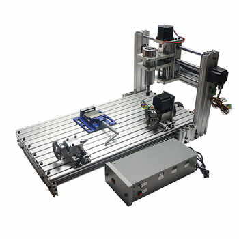 High quality DIY mini cnc Router Milling engraving machine 3060 USB port 6030 with ER11 collet cnc router - DISCOUNT ITEM  29 OFF Tools