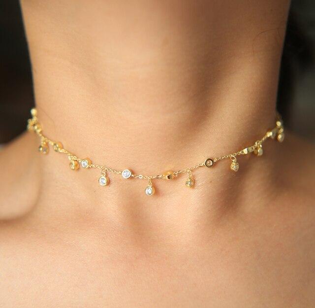 Фото женское ожерелье из серебра 100% пробы 32 + 8 см цена