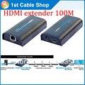 Lkv373 hdmi extender ip/tcp por cat5e/6 até 120 m (receptores só) 3d & hd1080 completo suportado