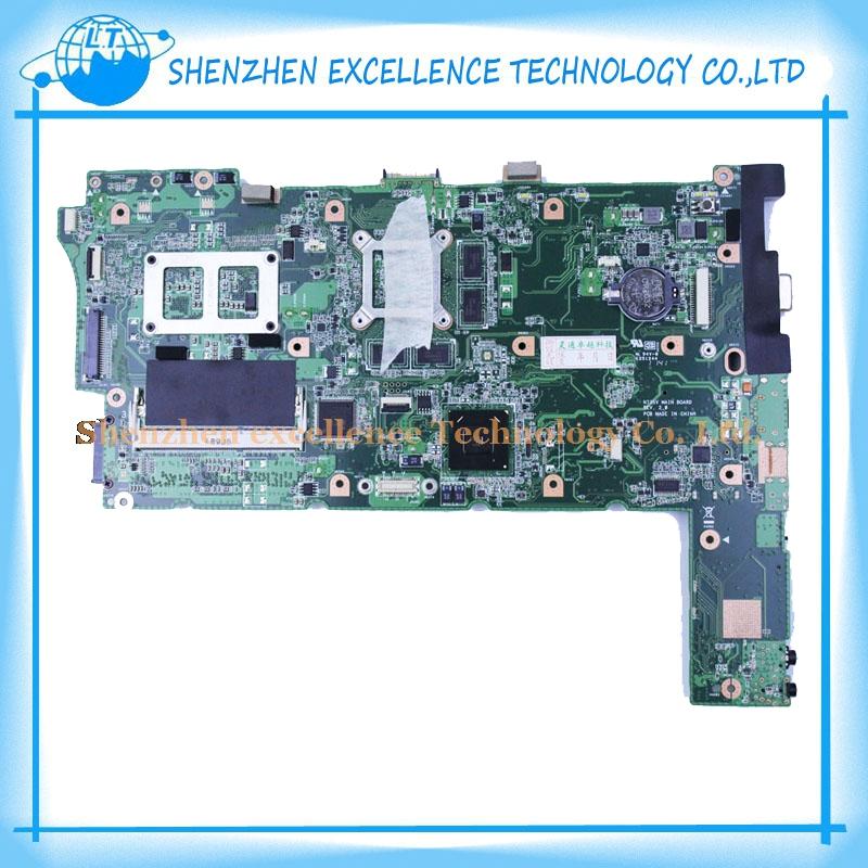 Prix pour Carte mère d'ordinateur portable pour asus n73sm n73s n73sv rev 2.0 gt 540 m 2 ram solts socket pga989 ddr3 avec haute qualité